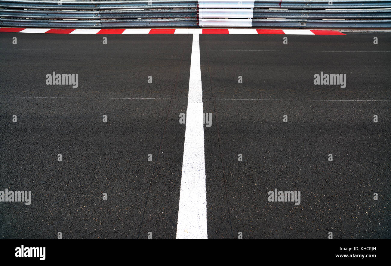 Finish Line Car Race Road Stock Photos Amp Finish Line Car Race Road Stock Images Alamy