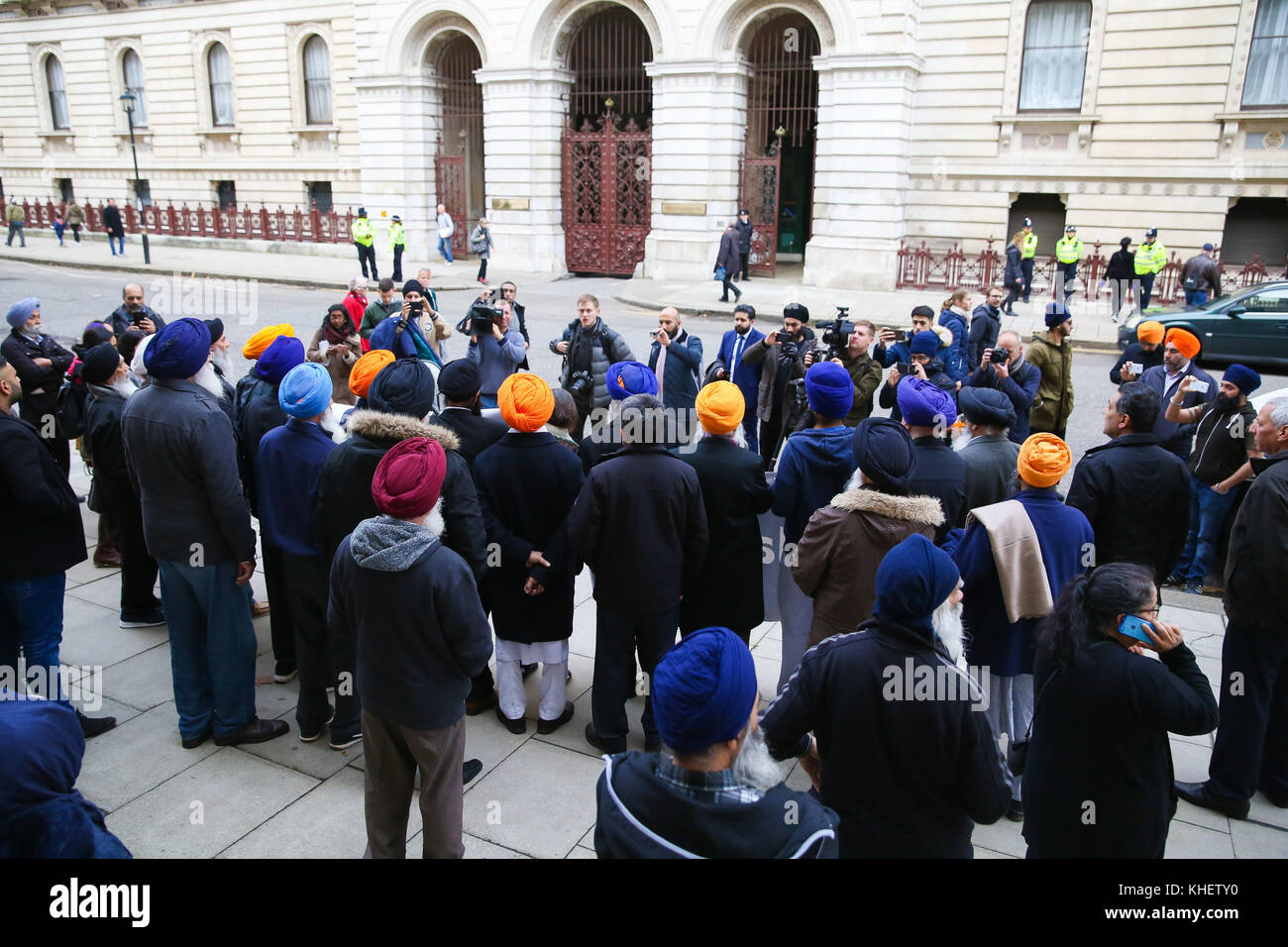 Punjab police stock photos punjab police stock images alamy - British foreign commonwealth office ...