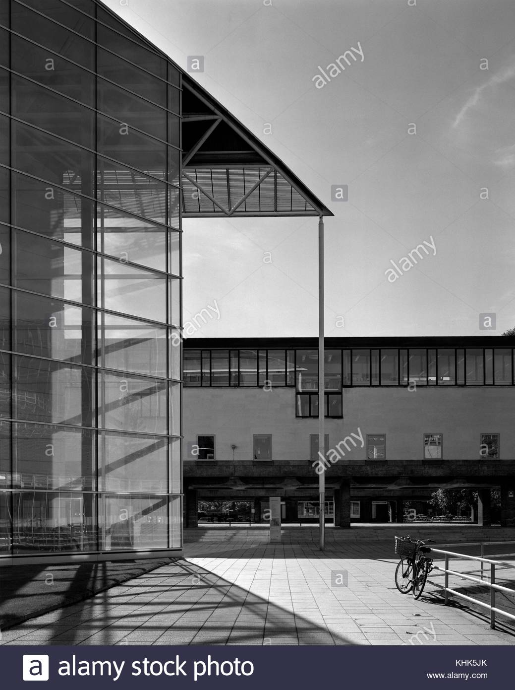 Cambridge University Faculty of Law on the Sidgwick Site - Stock Image