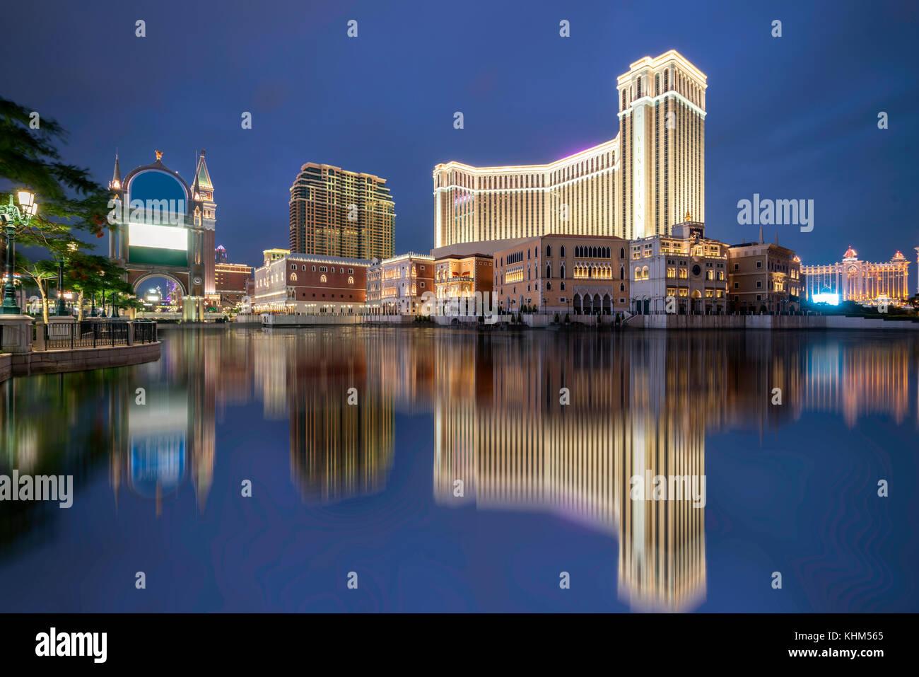 hotel casino macau china