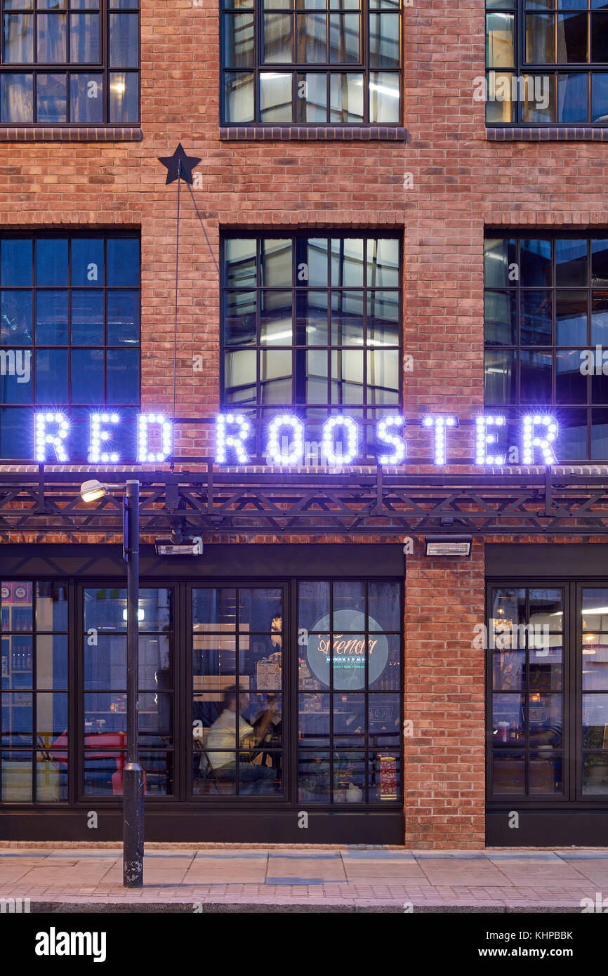 Red Rooster Restaurant Stock Photos Amp Red Rooster