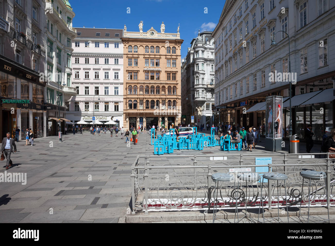 Vienna City Centre Stock Photos & Vienna City Centre Stock ...