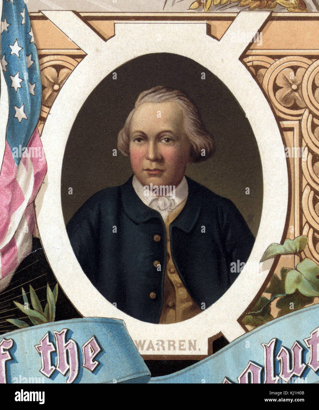 a biography of joseph warren an american doctor and patriot