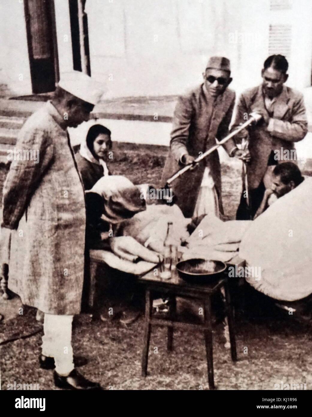 biography of mahatma gandhi the preeminent leader of indian independence movement in british ruled i Mohandas karamchand gandhi ( 2 october 1869 – 30 january 1948) was the preeminent leader of indian independence movement in british.