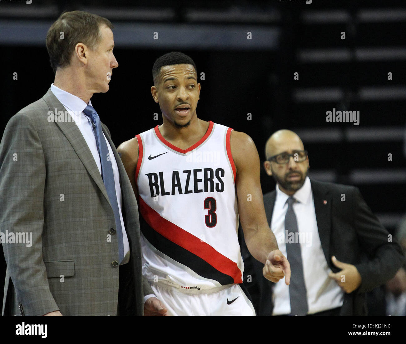 Portland Trail Blazers Coach: Stotts Stock Photos & Stotts Stock Images