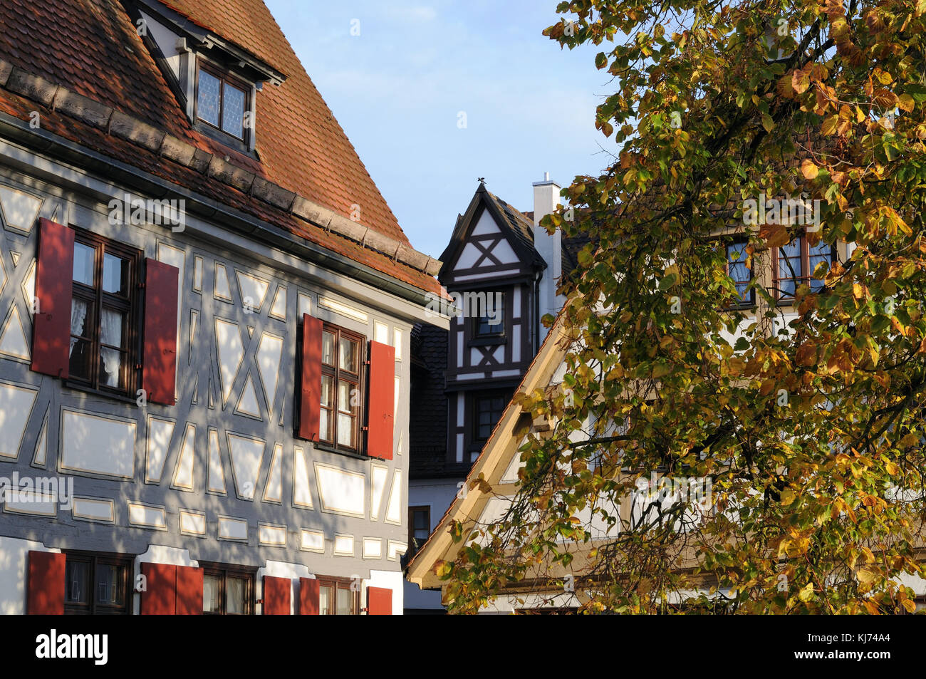old half timbered houses in historic stock photos old half timbered houses in historic stock. Black Bedroom Furniture Sets. Home Design Ideas