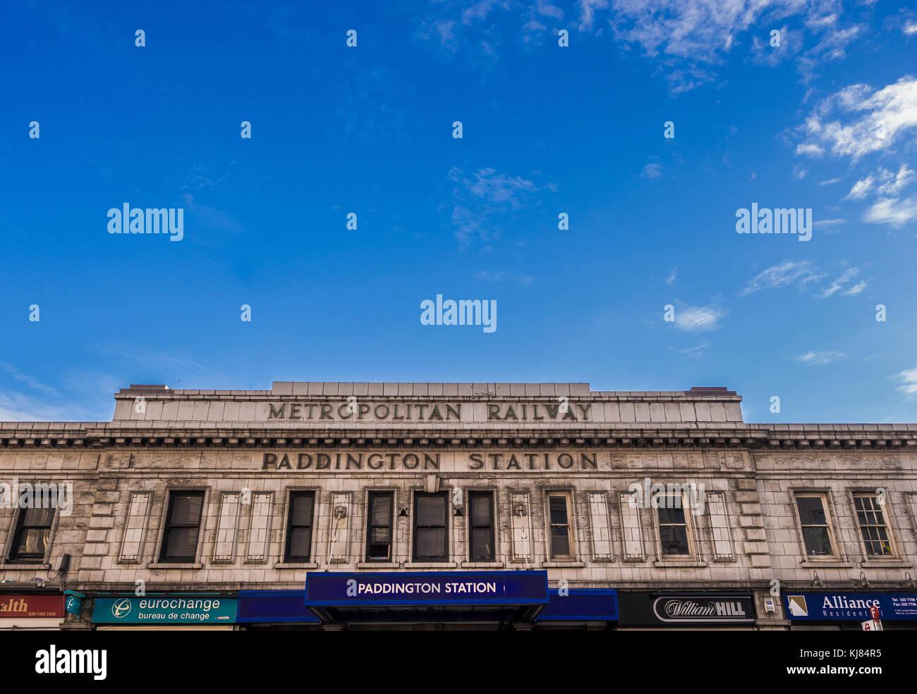 Paddington Station Sign Stock Photos Amp Paddington Station