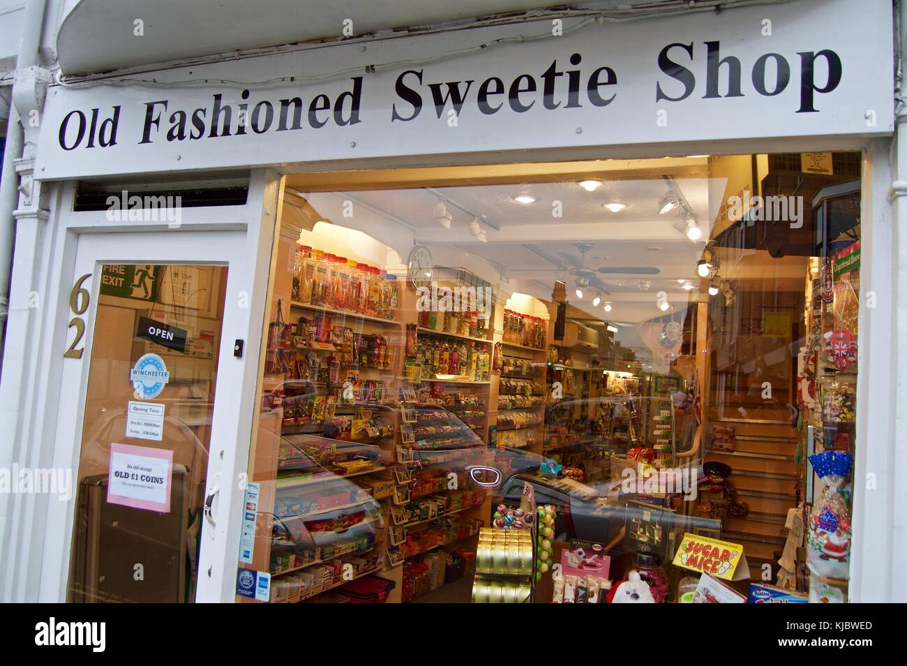 Old Fashioned Sweet Shop Winchester