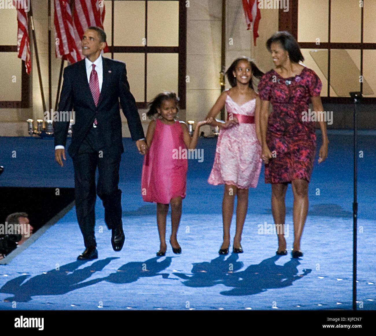 obama family 2008 stock photos amp obama family 2008 stock
