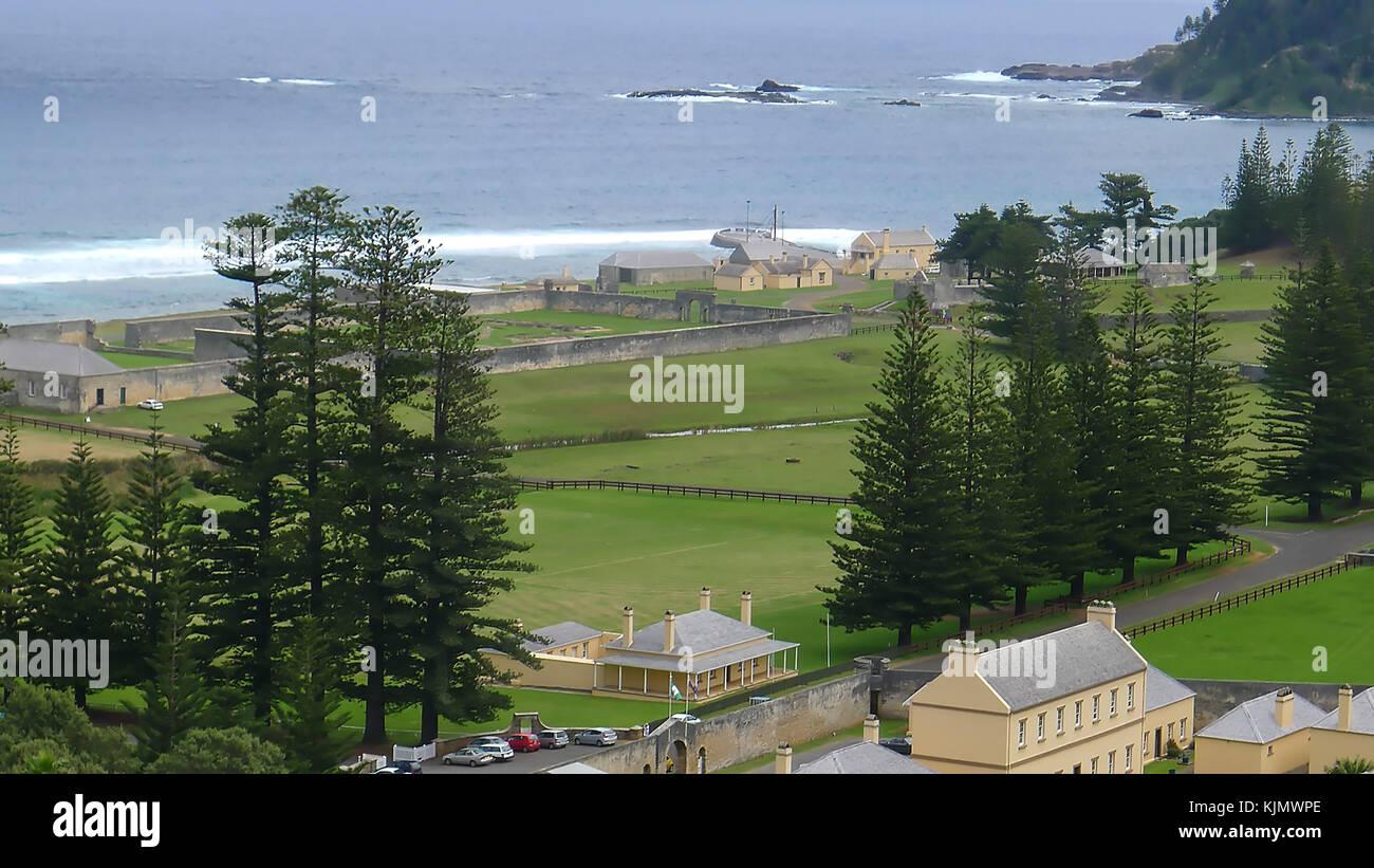 Norfolk Island Customs