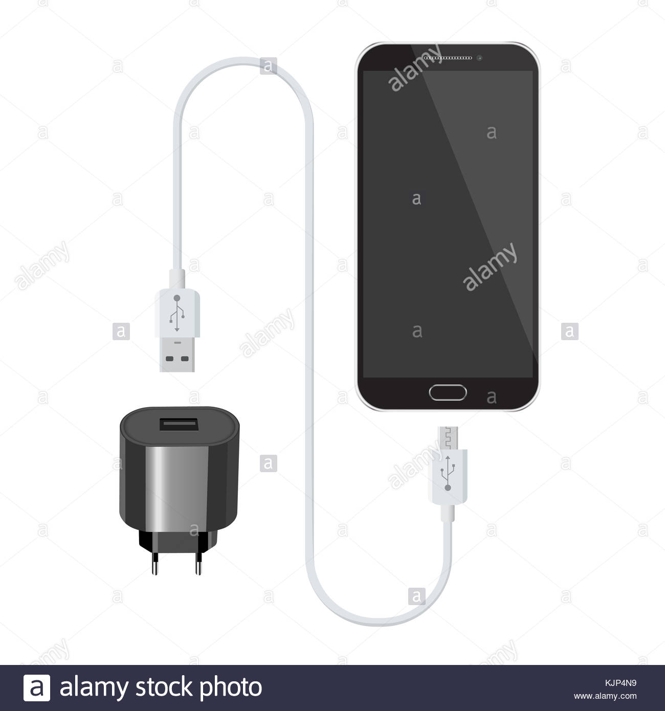 how to connect smartphone to car usb