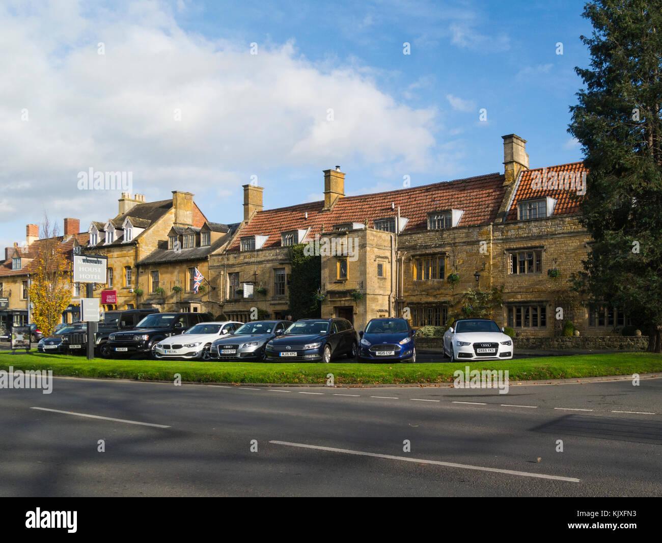 Manor House Hotel Moreton