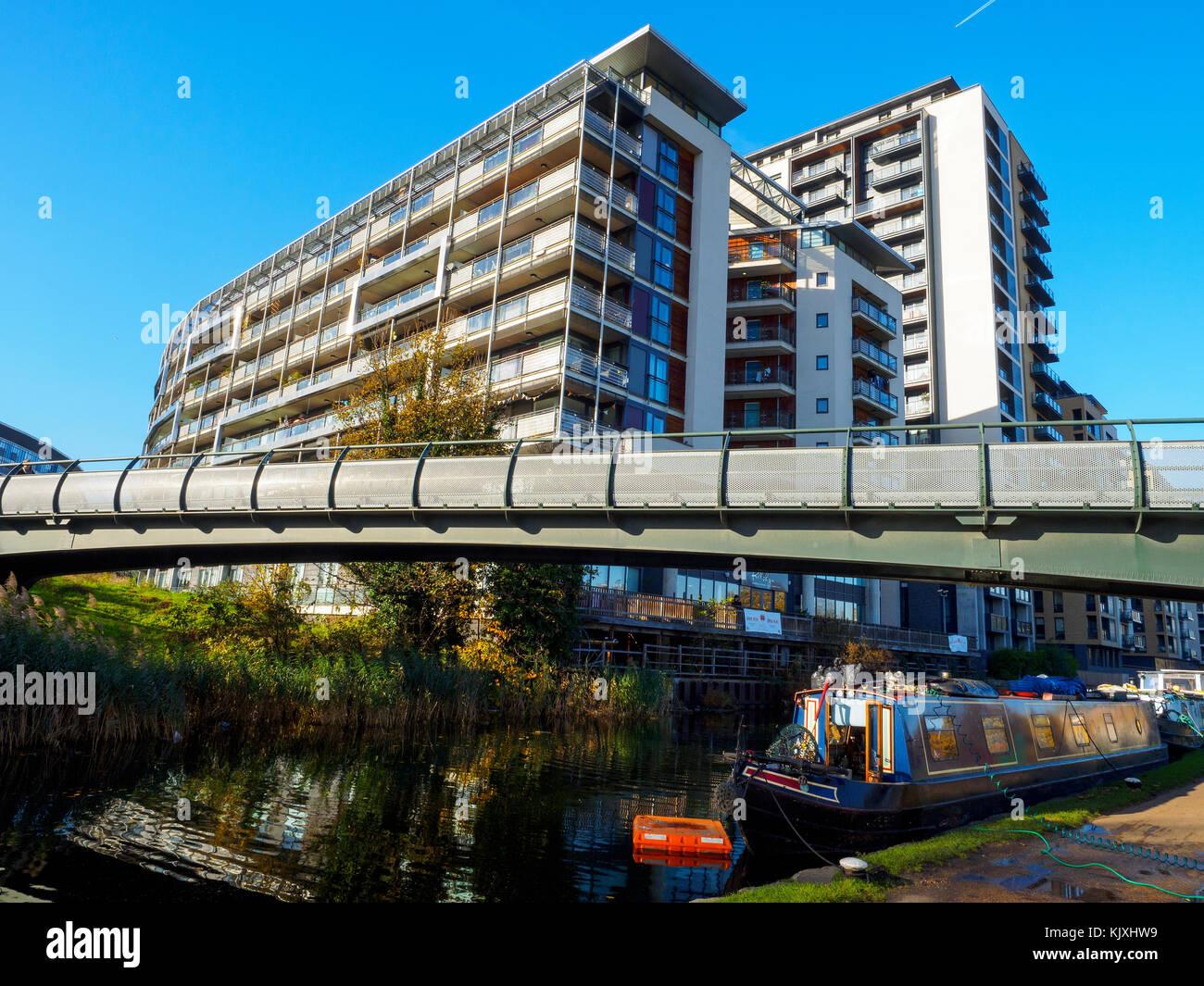 Modern Apartment Building London Stock Photos & Modern ...