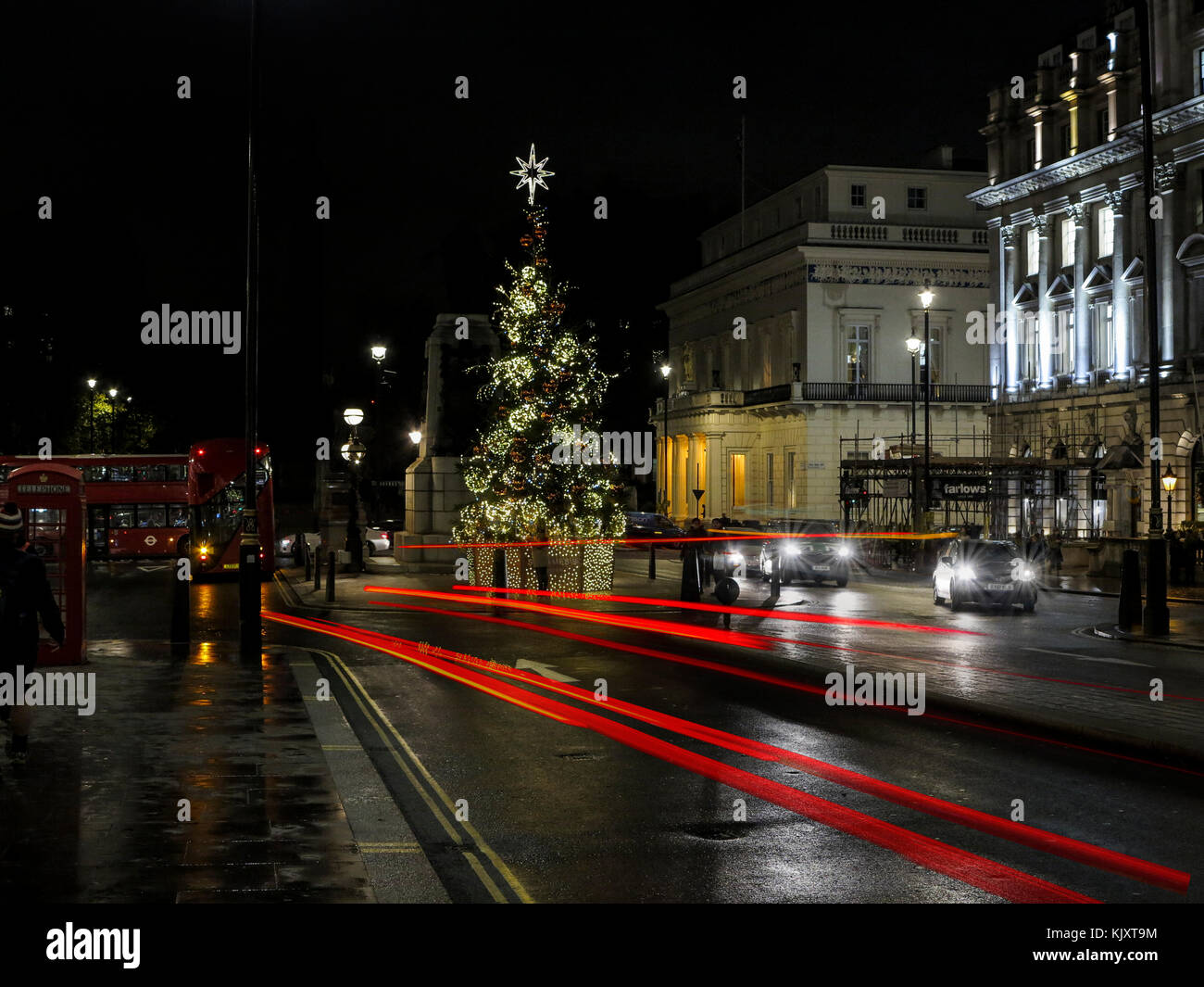 Christmas Decorations Regent Park