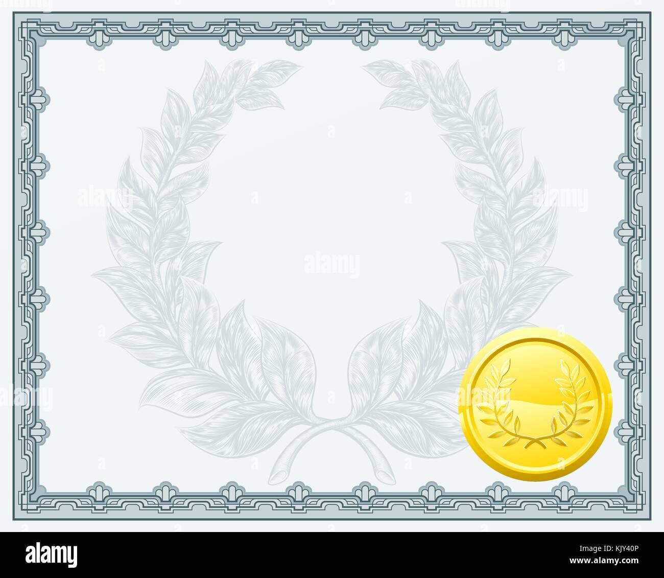 Scroll Certificate Templates Mandegarfo
