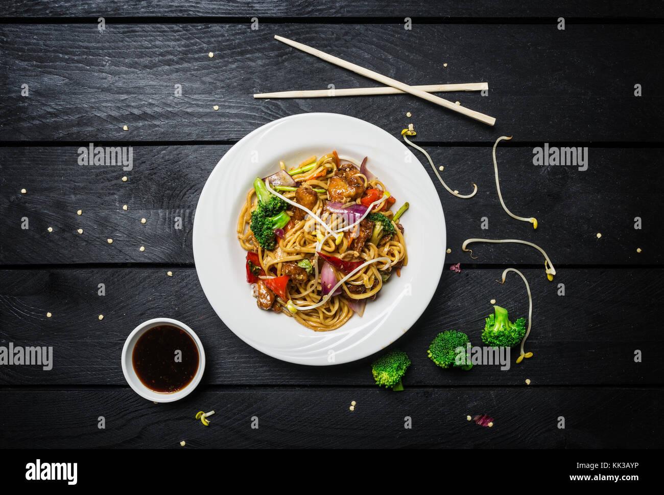 Wok Plate Stock Photos Amp Wok Plate Stock Images Alamy