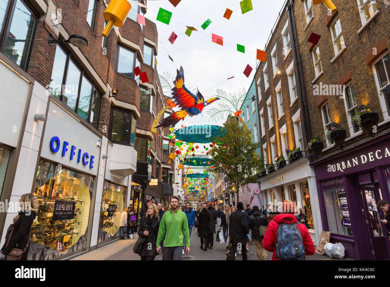 london christmas themed restaurants