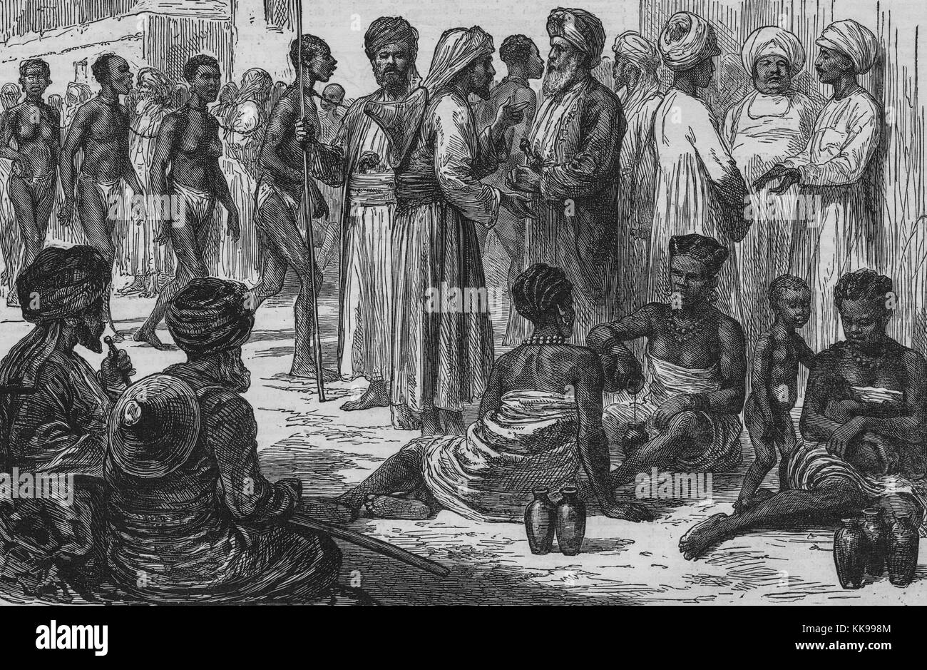 african slave religion From the idea that african americans were a lesser race who needed taking care of by at the end of two long articles about religion and slavery in the.
