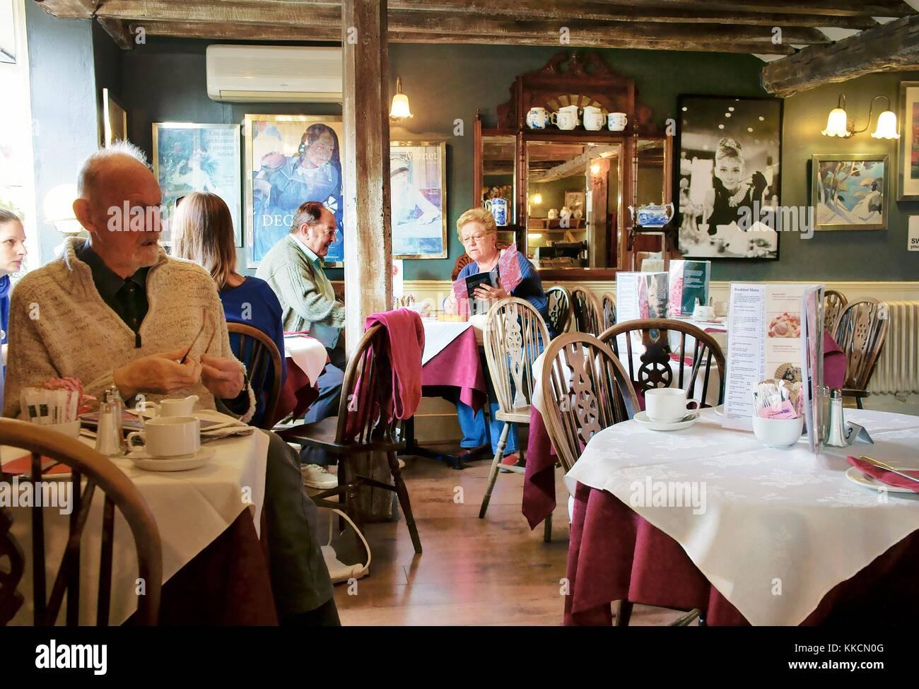 Marlborough Polly Tea Rooms