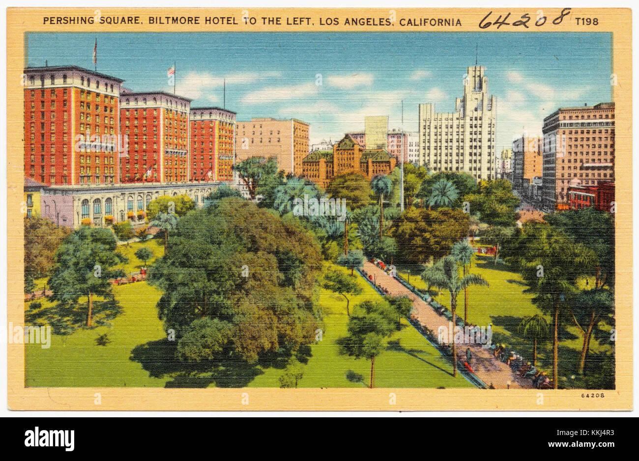Biltmore Hotel Los Angeles Stock Photos & Biltmore Hotel ...