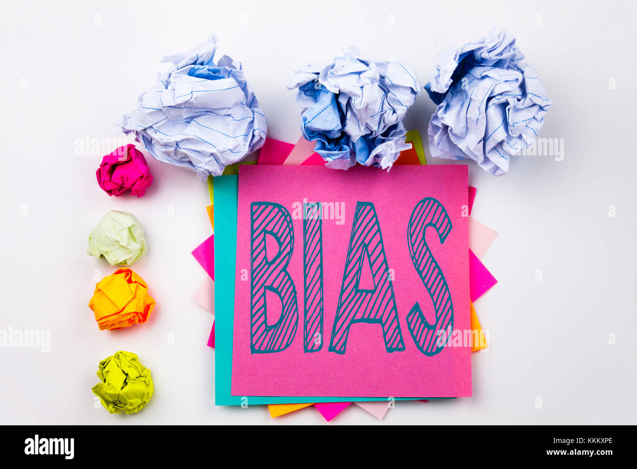 how bias is shown essay Bias can be a prejudice where a person, group or thing is favored over another,   the mainstream media demonstrated glaring bias during lgbtq pride month.