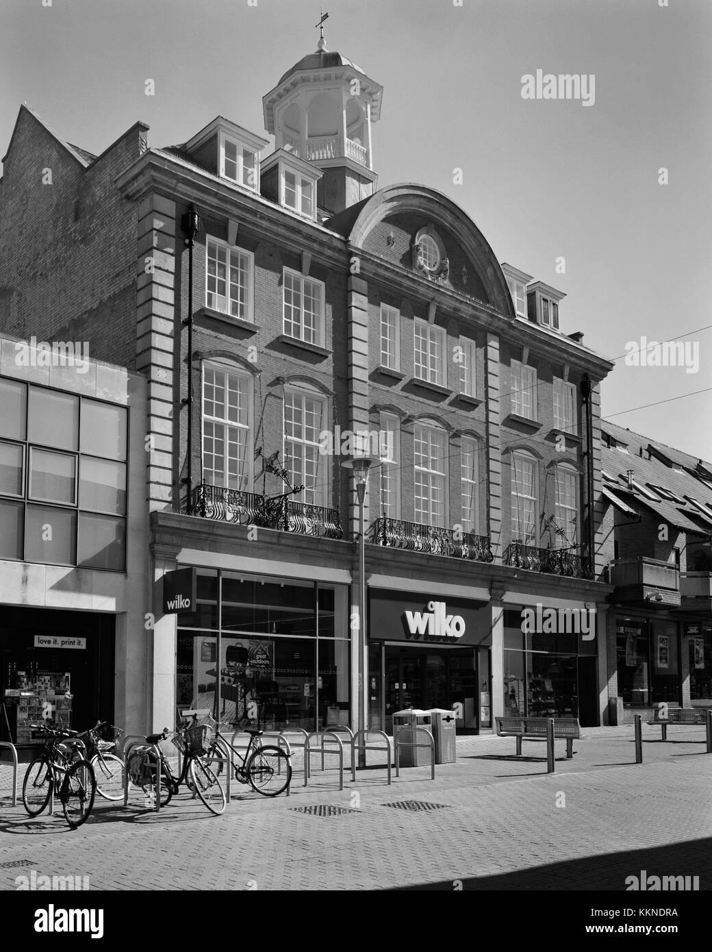 Wilko store at 17 Fitzroy Street Cambridge - Stock Image