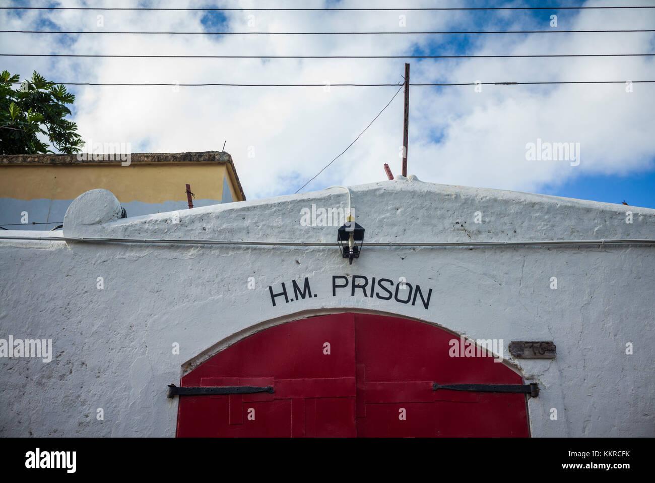 British Virgin Islands Prison