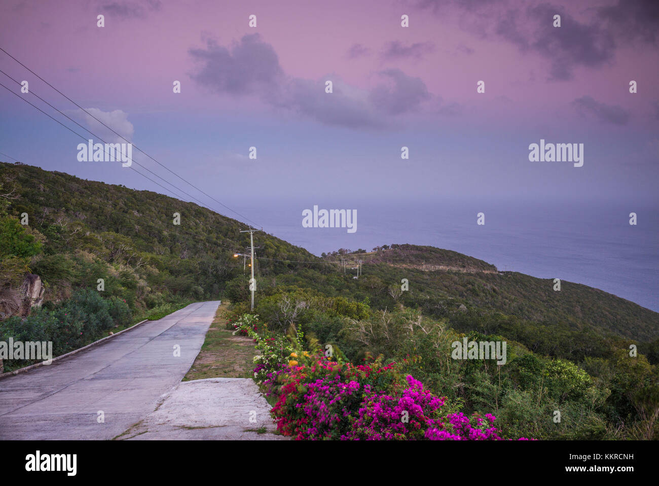 British Virgin Islands Strange