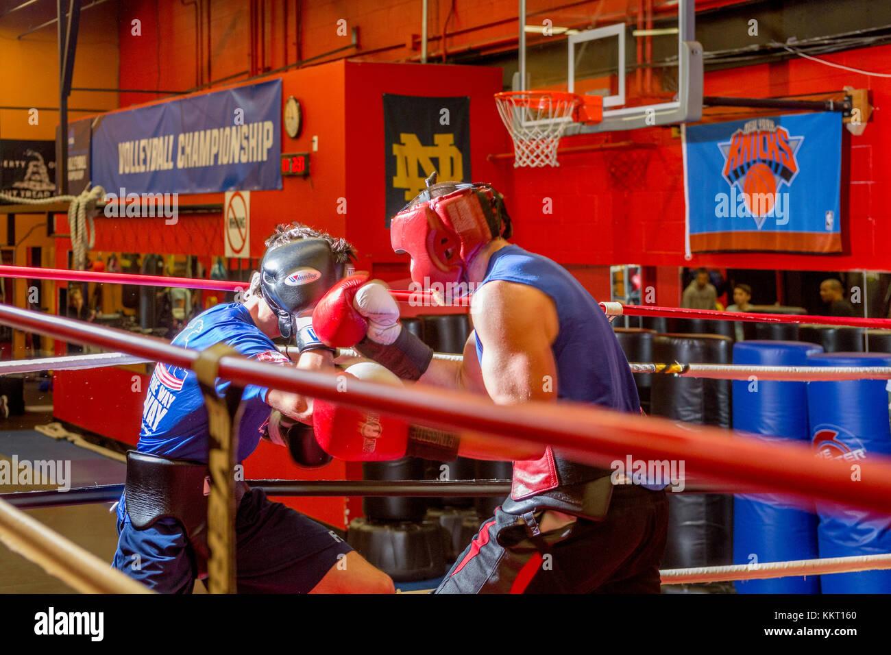 Arkansas amateur boxing