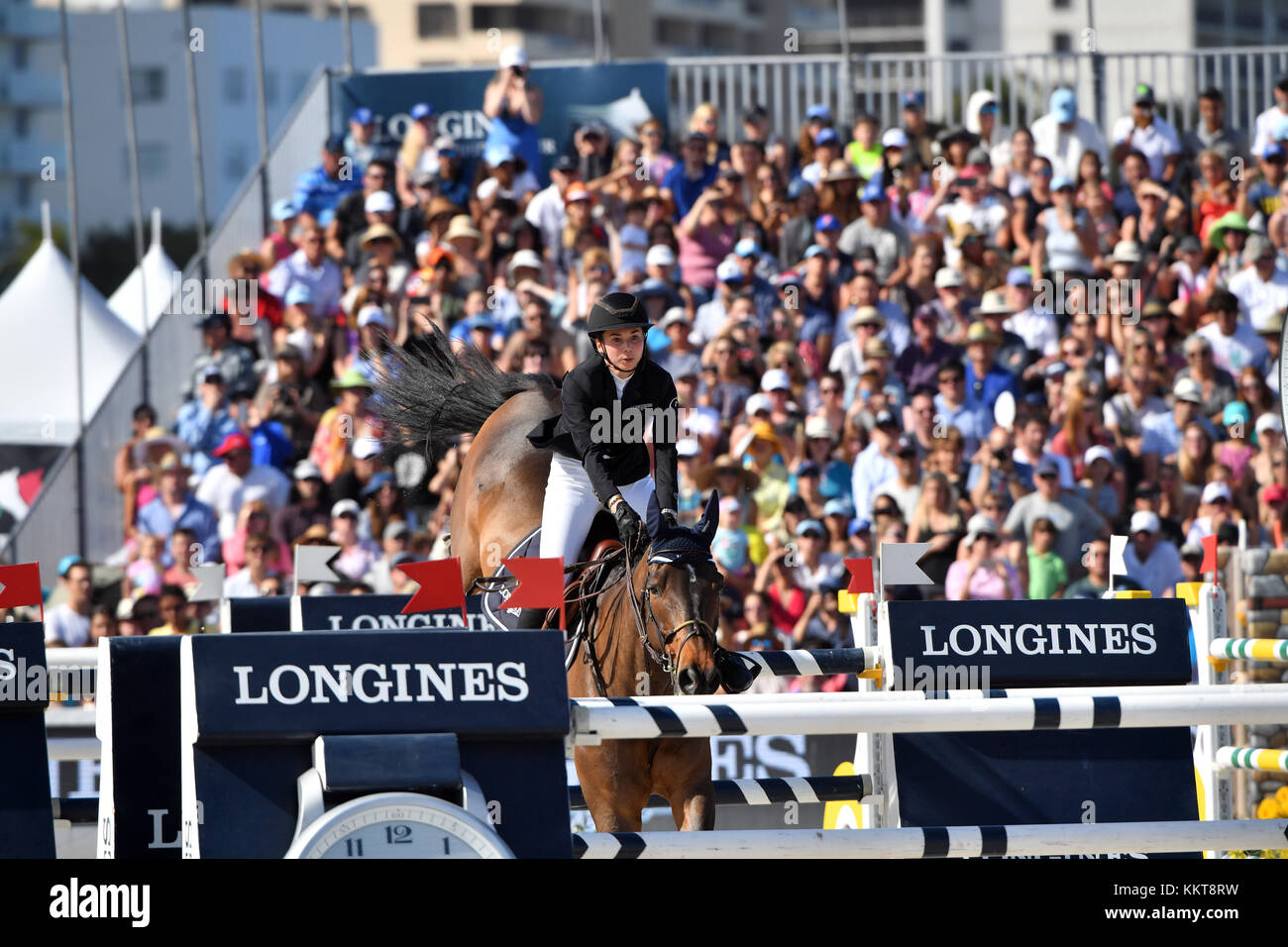Longines Global Champions Tour Miami Attendance