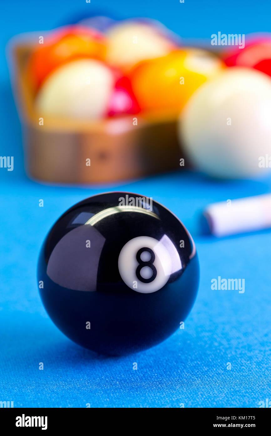 Pool Games at