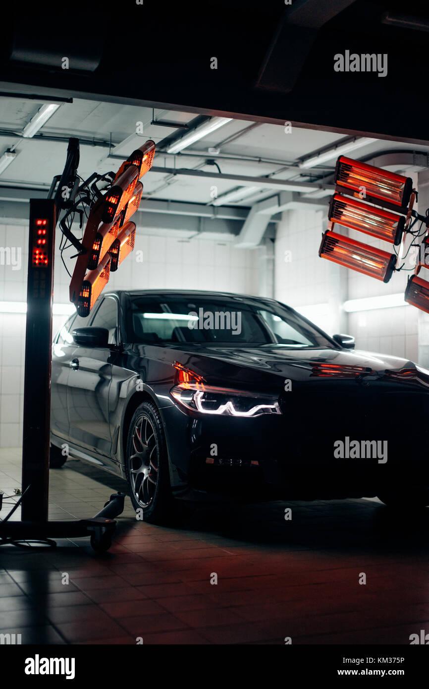 detailing car stock photos detailing car stock images alamy. Black Bedroom Furniture Sets. Home Design Ideas