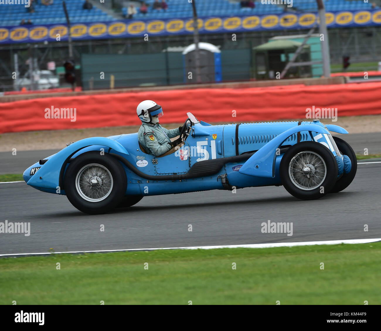 Kidston Trophy For Pre War Sports Cars Stock Photos