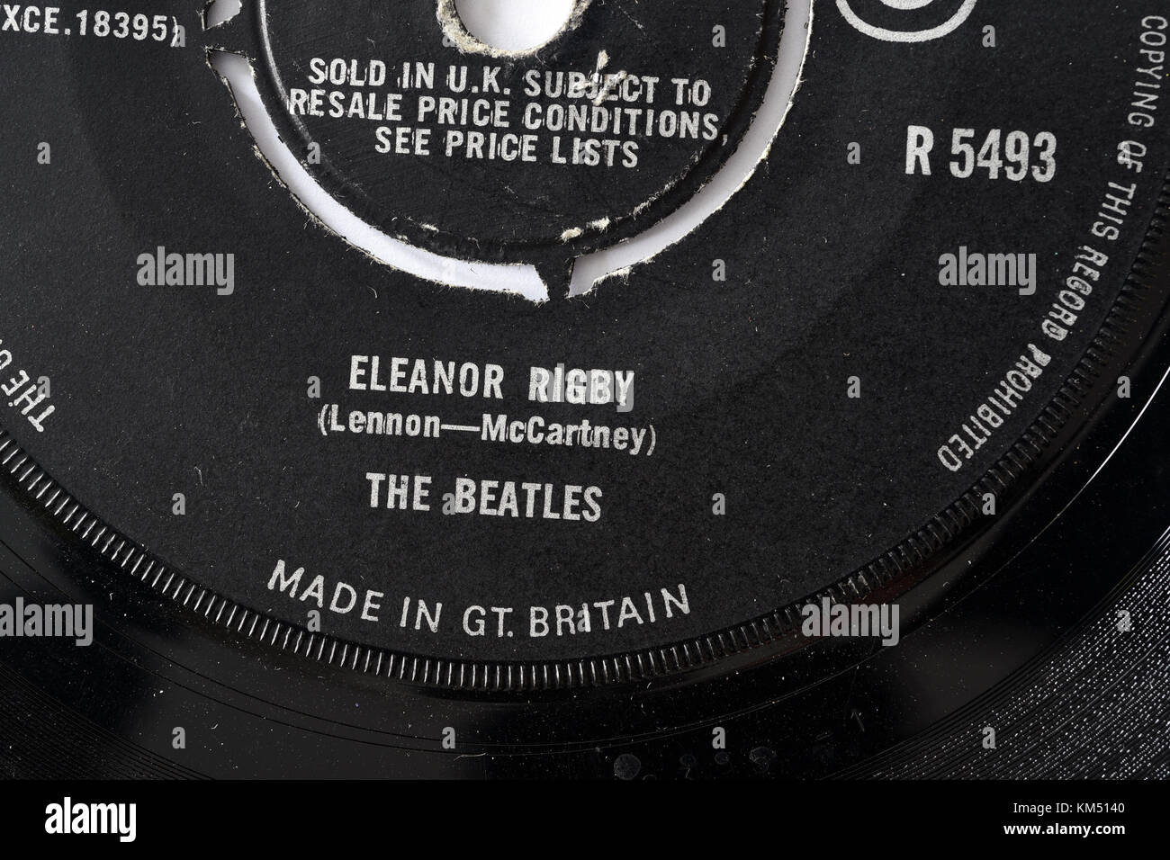 singles in rigby Yellow submarine / eleanor rigby, a single by the beatles released 5 august 1966 on (catalog no r 5493 vinyl 7) genres: psychedelic pop rated #56 in the best singles of 1966, and #1564 in the greatest all-time single chart (according to rym users).