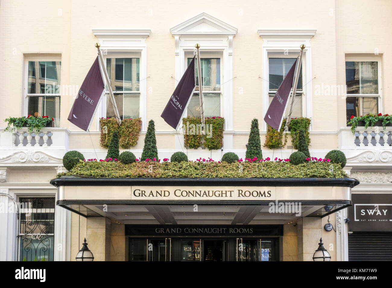 Grand Connaught Rooms In Great Queen Street In London