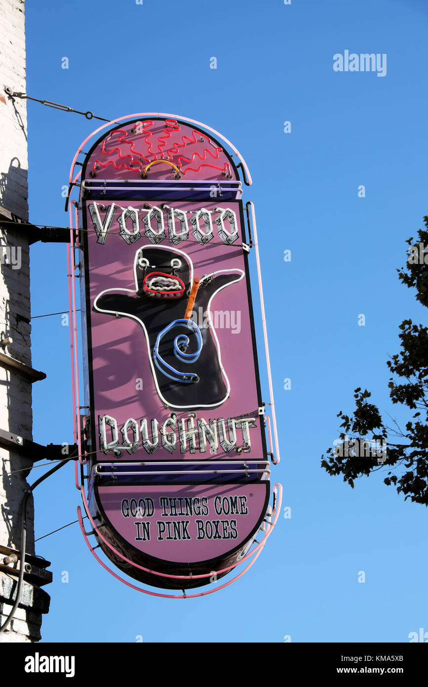 Voodoo Cafe And Bakery