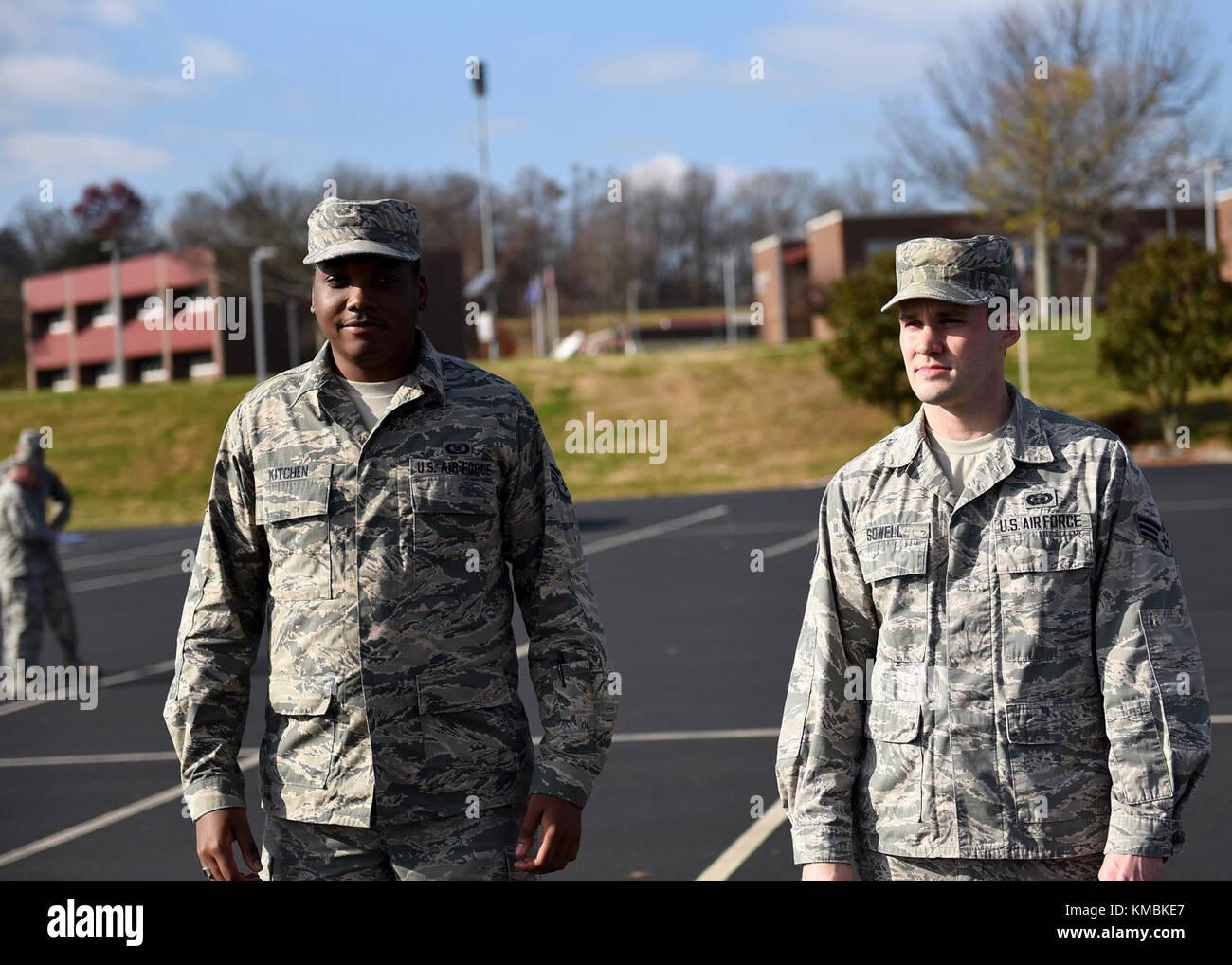 Airmen leadership school