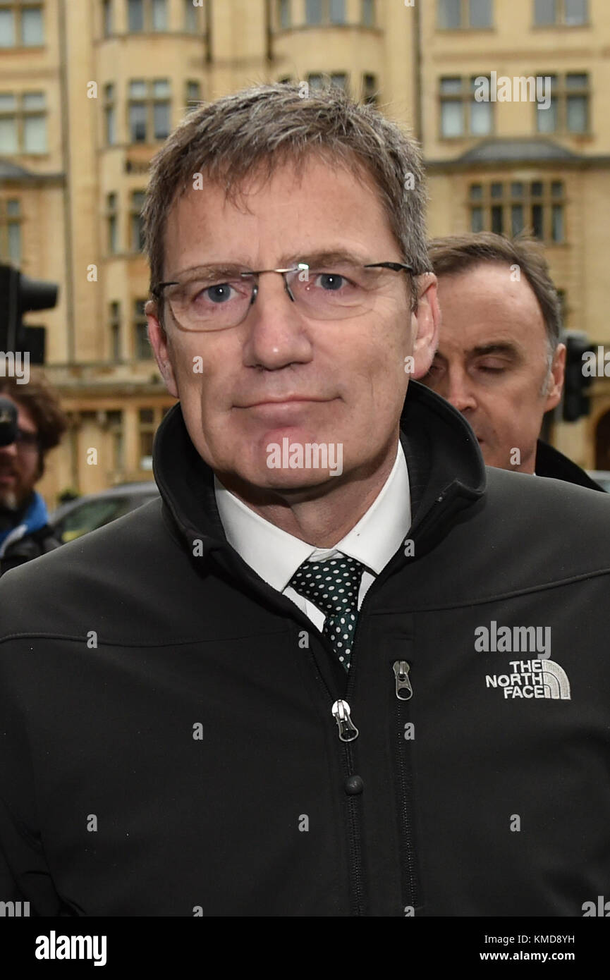 London, United Kingdom. 7th December 2017. Assistant Chief Constable Marcus Beale, attached to West Midlands Police, Stock Photo