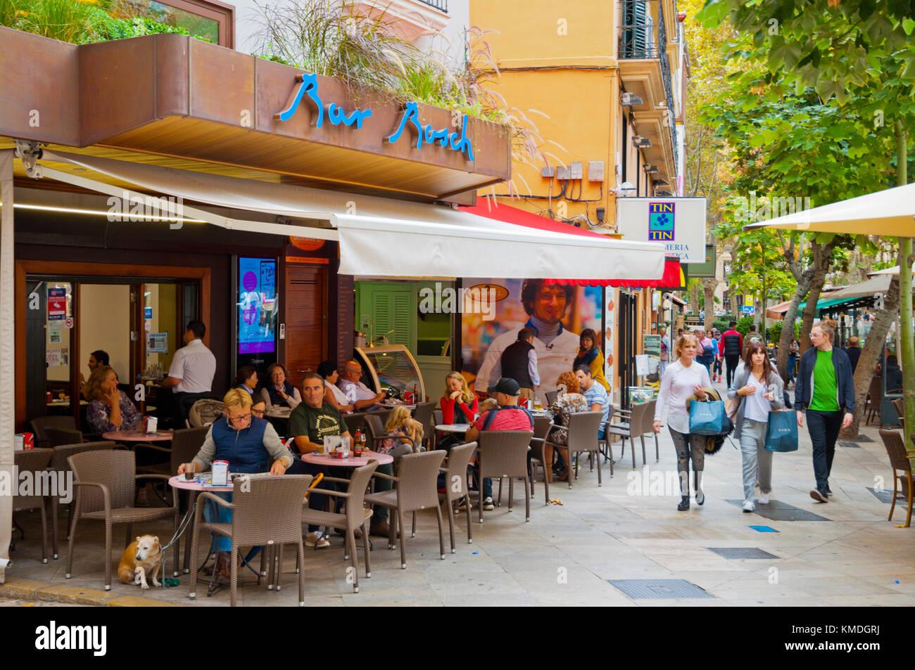 Palma De Mallorca Cafe Bosch