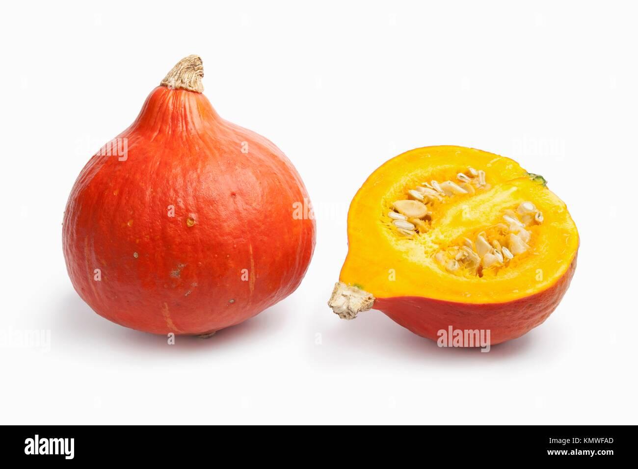 Single pumpkin seed