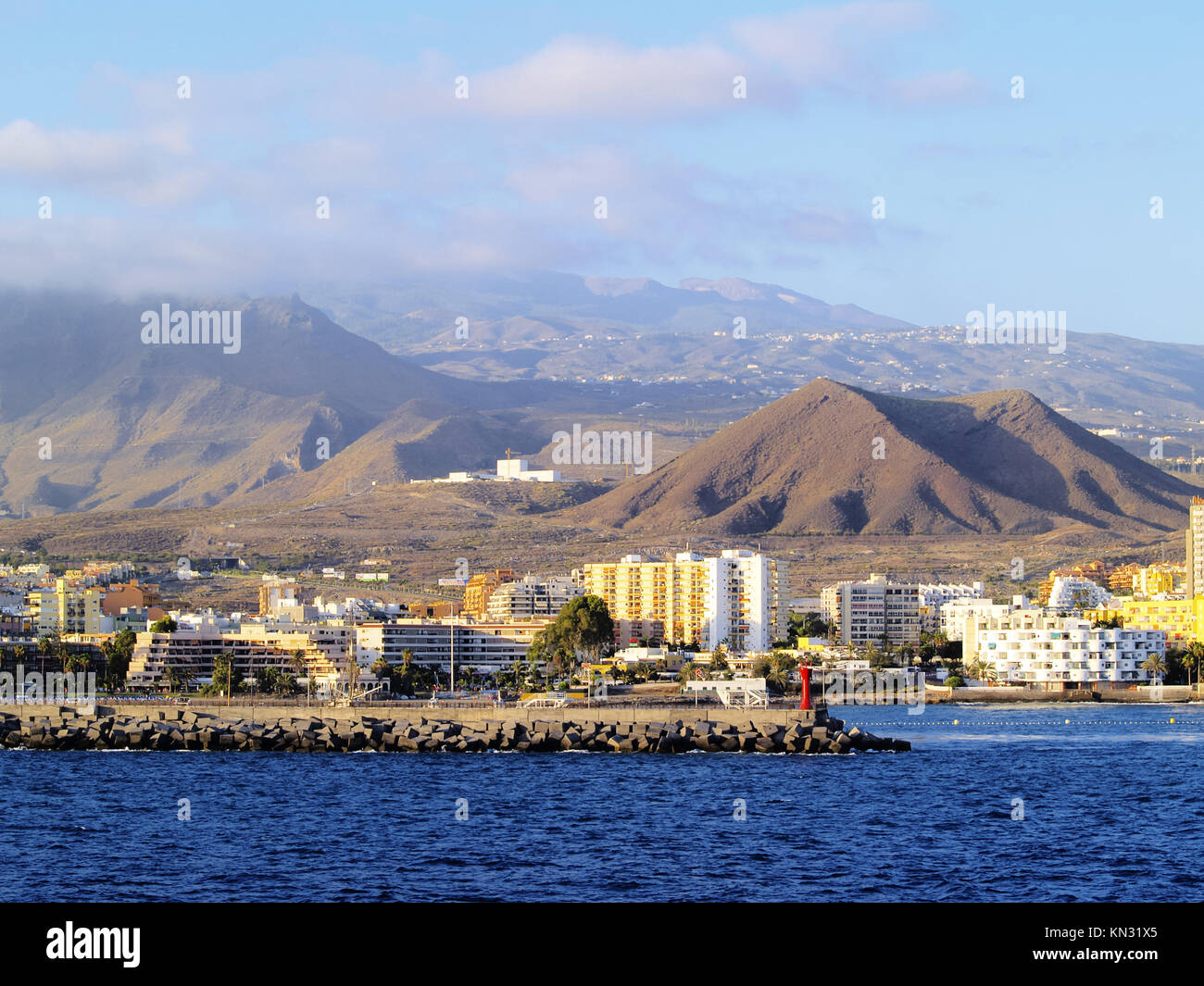 Canary Islands Ferry Spain
