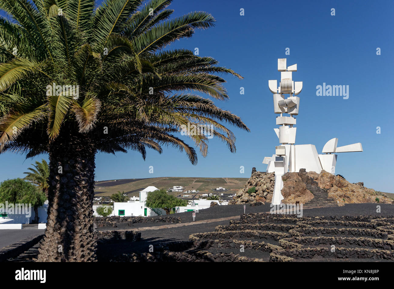 Lanzarote, Canary Islands, Spain - Stock Image