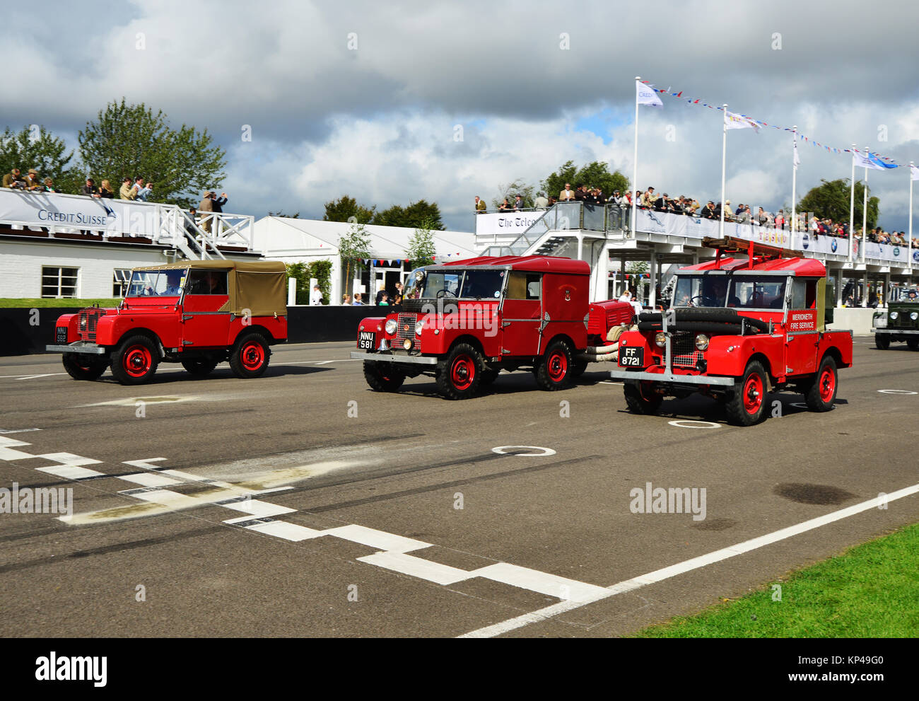 Land Rover Fire Engine Stock Photos Amp Land Rover Fire
