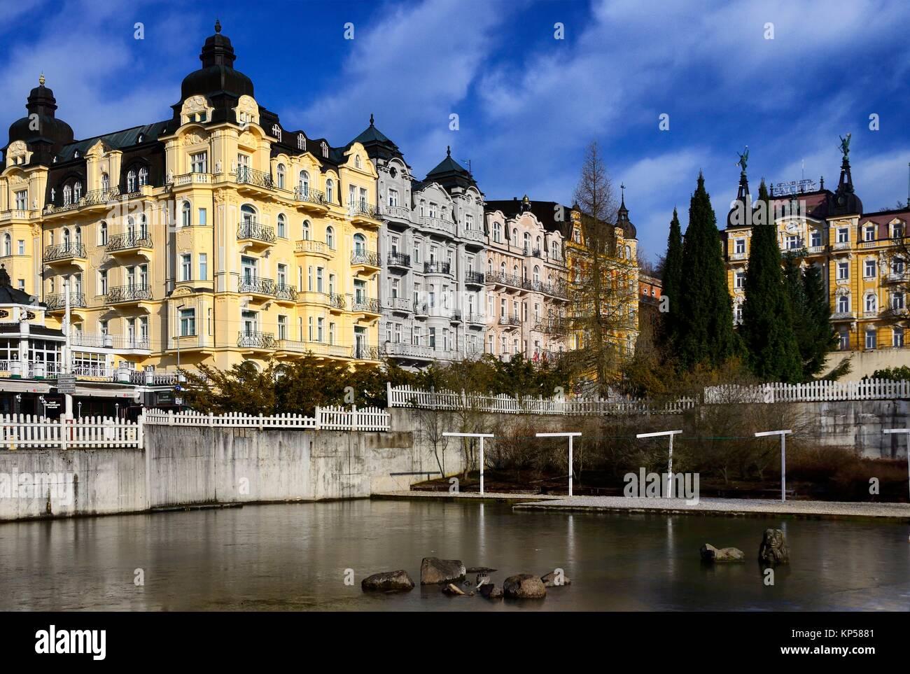 Belvedere Spa Hotel Marienbad