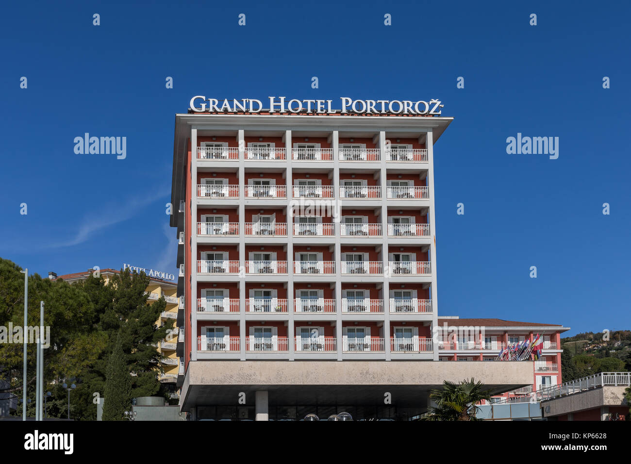 Hotel Slovenia Terme Portorose