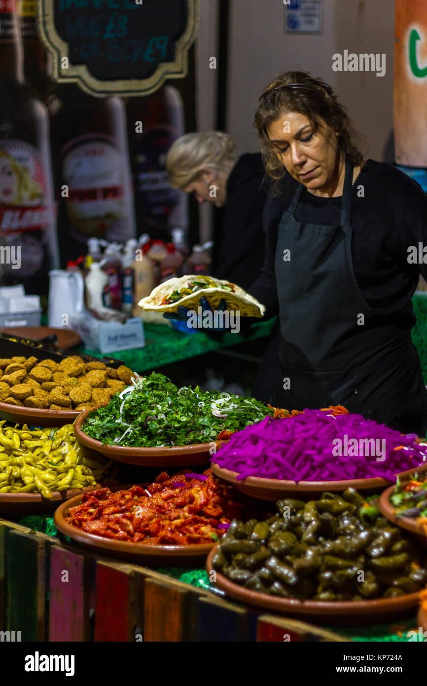 Street Food Market Devon