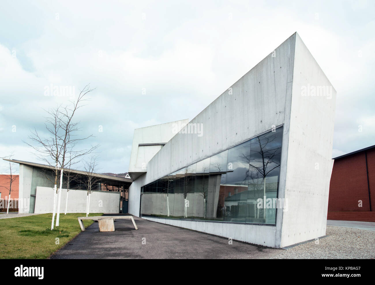 vitra fire station stock photos vitra fire station stock images alamy. Black Bedroom Furniture Sets. Home Design Ideas