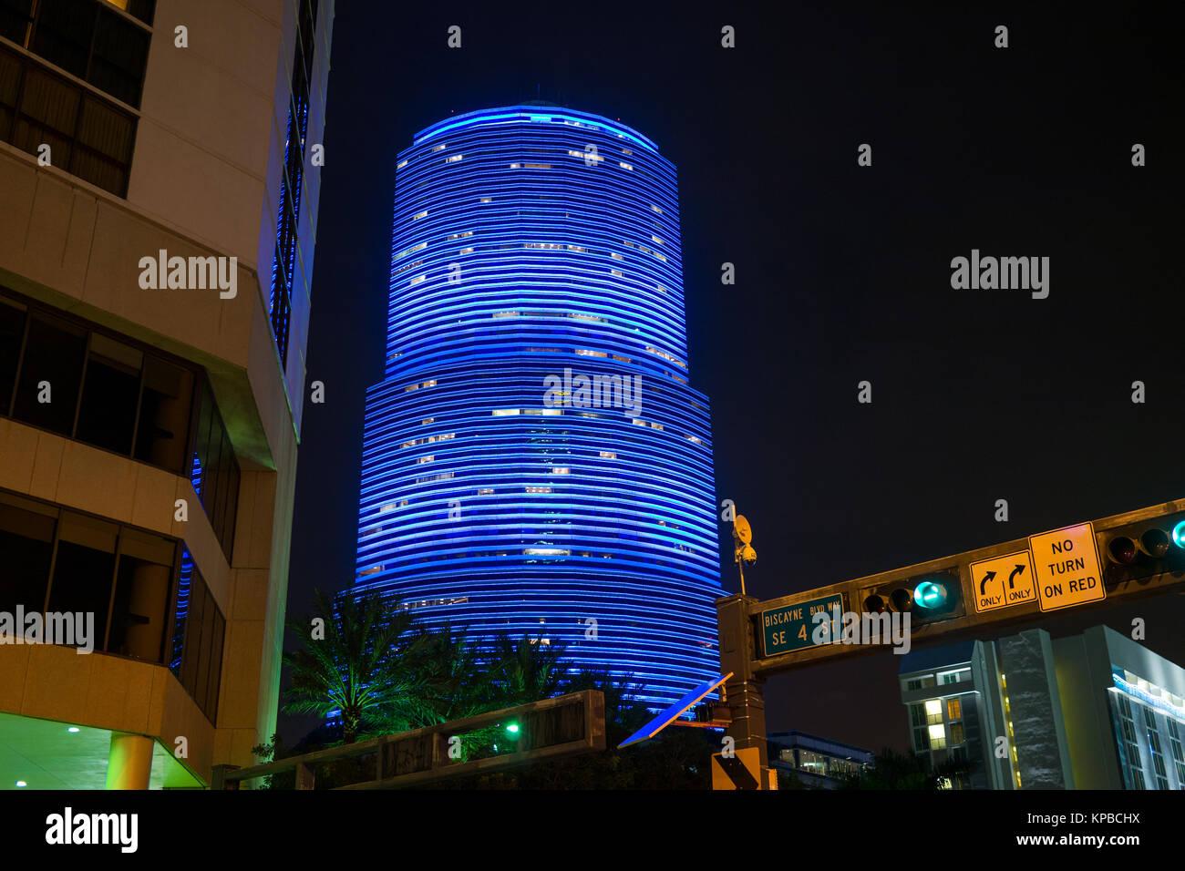 Bank Of America Financial Center Florida City Fl