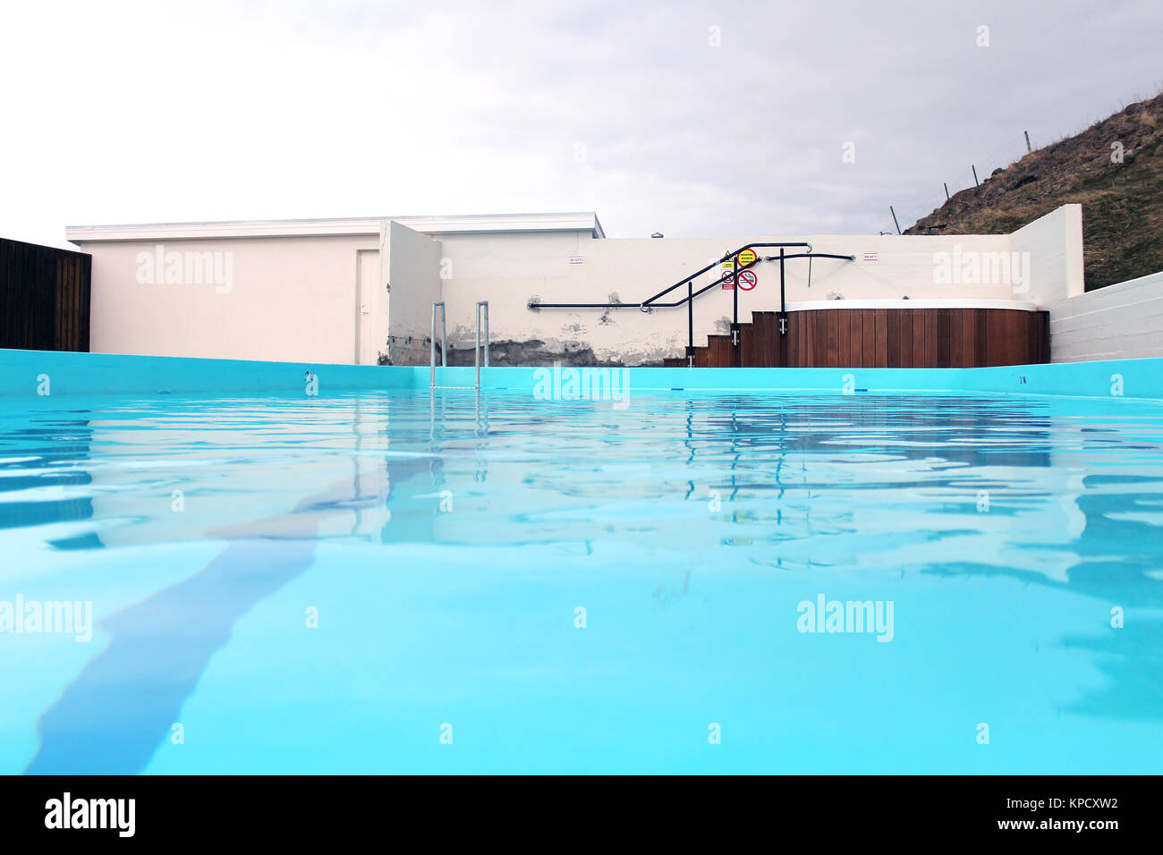 Geothermal Swimming Pool Stock Photos Geothermal Swimming Pool Stock Images Alamy