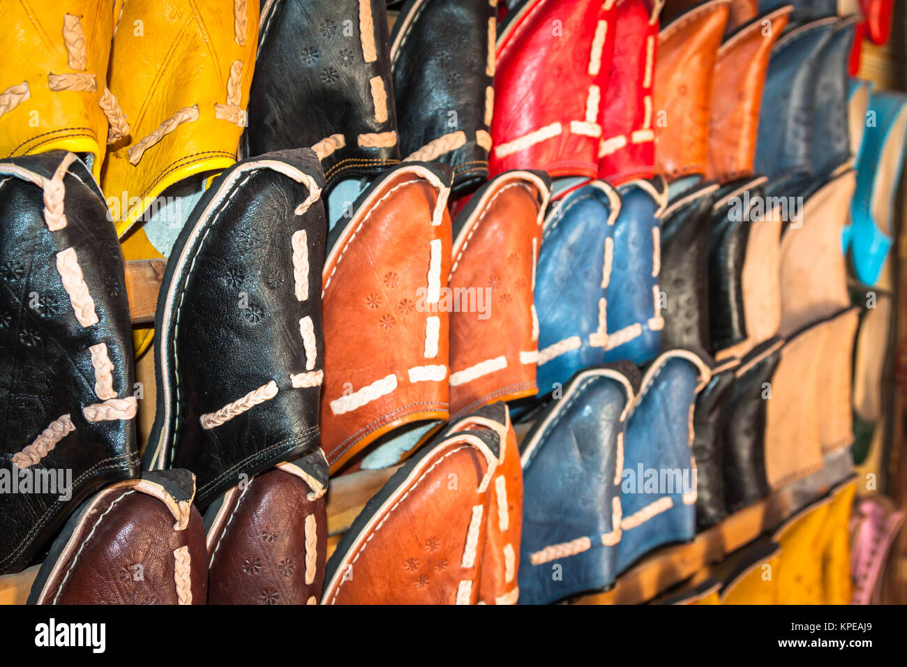 Leather Shoe Manufacturer Morocco
